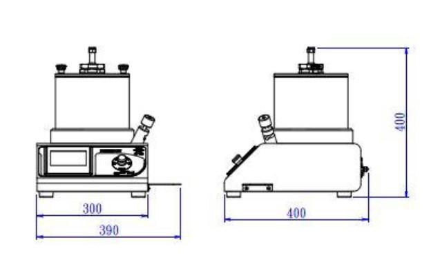 Система вакуумной импрегнации PRECIDON-MV MV02A
